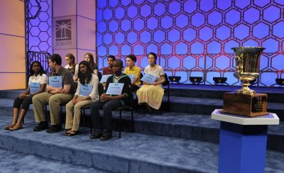 Finals of the Scripps National Spelling Bee
