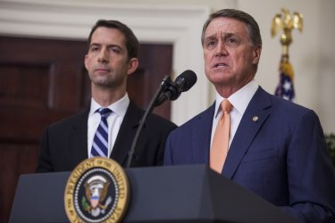 President Trump and Senators Cotton and Perdue Make Immigration Announcement