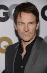 """Stephen Moyer attends the 2012 GQ """"Men of the Year"""" party in Los Angeles"""