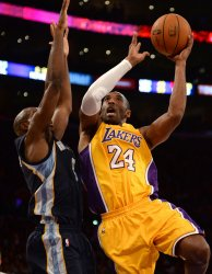 Los Angeles Lakers vs. Memphis Grizzlies in Los Angeles