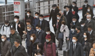 Japan to be affected by coronavirus