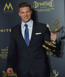 Steve Burton attends the 44th Annual Daytime Emmy Awards