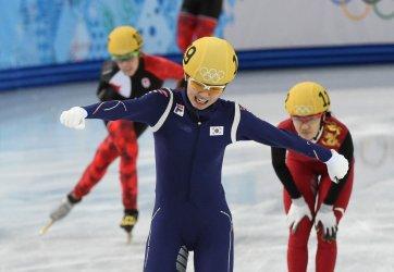 Ladies' 3000m relay at the Sochi 2014 Winter Olympics
