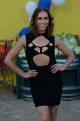 """Allison Holker atttends the """"Sausage Party"""" premiere in Los Angeles"""