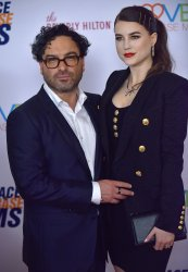 Johnny Galecki attends Race to Erase MS gala in Beverly Hills