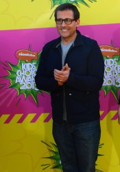 2013 Nickelodeon Kid's Choice Awards at the Galen Center in Los Angeles