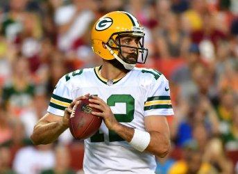 Green Bay Packers Quarterbak Aaron Rodgers