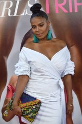 Sanaa Lathan attends the world premiere of 'Girls Trip'