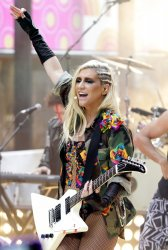 Kesha on the Today Show