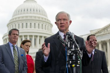 Immigration Press Conference in Washington