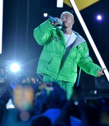 J Balvin performs at the Billboard Latin Music Awards in Las Vegas