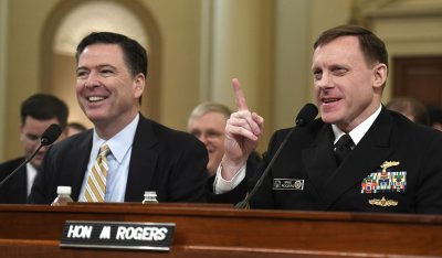 Russia Hacking Hearing in Washington, D.C.
