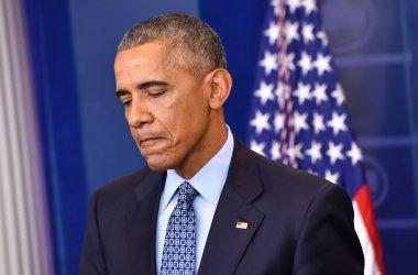 President Obama holds his final press conferene in Washington, D.C.