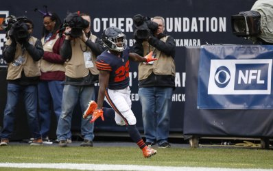 Chicago Bears and New York Jets in Chicago