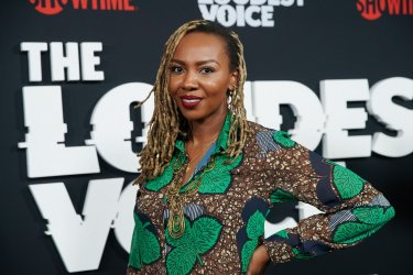 "Opal Tometi at ""The Loudest Voice"" New York Premiere"
