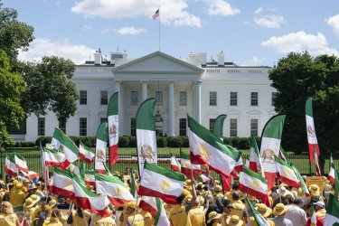 Free Iran Demonstration in Washington, D.C.