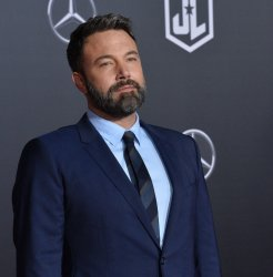 """Ben Affleck attends the """"Justice League"""" premiere in Los Angeles"""