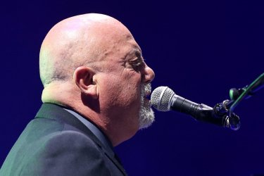 Billy Joel performs in Clevleand, Ohio