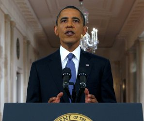 President Obama announces Afghanistan troop drawdown from Washington
