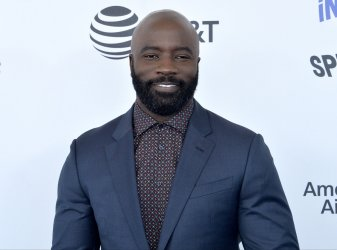 Mike Colter attends the Film Independent Spirit Awards in Santa Monica, California