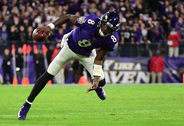 Tennessee Titans vs Baltimore Ravens Division Playoffs