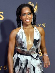 Regina King attends the 69th annual Primetime Emmy Awards in Los Angeles