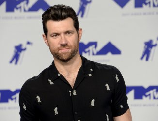 Billy Eichner attends the 2017 MTV Video Music Awards in Inglewood, California