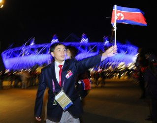 Closing Ceremony for 2012 Olympics in London