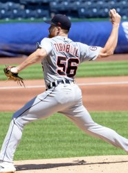 Detroit Tigers Spencer Turnbull Starts in Pittsburgh