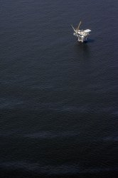 Oil sheen from BP spill in Gulf of Mexico