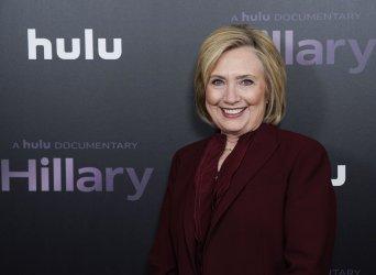 "Hulu New York premiere of ""Hillary"" in New York"