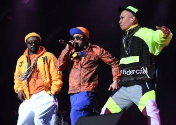 The Black Eyed Peas perform at KAABOO Texas at AT&T Stadium