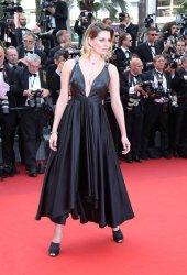 Mischa Barton attends the Cannes Film Festival