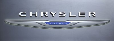 Chrysler Logo Displayed at Chicago Auto Show