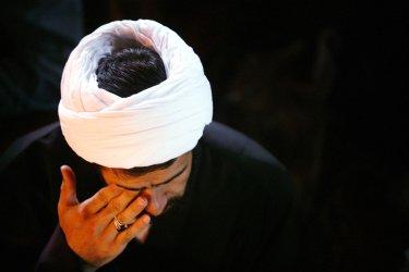 19th anniversary of Ayatollah Khomeini's death in Iran