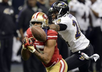 Super Bowl XLVII Ravens vs 49ers in New Orleans