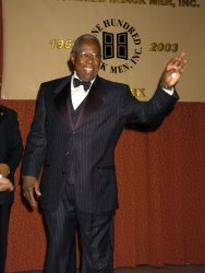 GALA HONORING HANK AARON IN NEW YORK