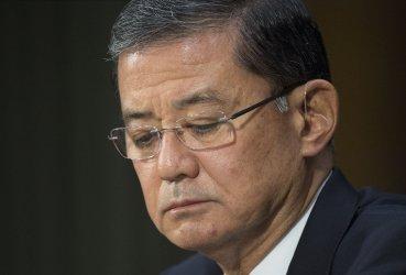 Eric K. Shinseki, Secretary of Veterans Affairs, testifies on VA Health Care in Washington, D.C.