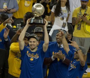 Warriors win Western Conference finals