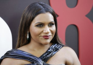 Mindy Kaling at the 'Ocean's 8' World Premiere in New York