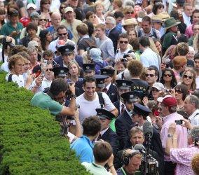 American John Isner wins longest tennis match at the Wimbledon Championships