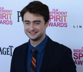 Daniel Radcliffe attends the 28th annual Film Independent Spirit Awards in Santa Monica, California