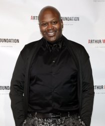 Tituss Burgess arrives at the Arthur Miller Foundation Honors