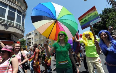 Gay Pride Parade Tel Aviv