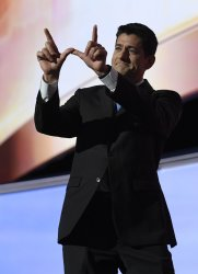 Speaker Ryan shows his Wisconsin loyalty at the Republican National Convention in Cleveland