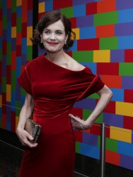 Elizabeth McGovern at 'The Chaperone' New York Premiere