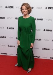 Sigourney Weaver at Glamour Women Of The Year Awards in London