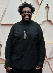 Questlove arrives for the 92nd annual Academy Awards in Los Angeles