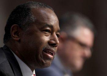 Senate Banking Committee Holds Hearing On Housing Regulators
