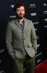 "Danny Masterson attends the ""Olympus Has Fallen"" premiere in Los Angeles"